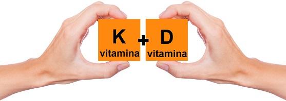 vitamina d y vitamina k