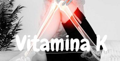Vitamina K Propiedades