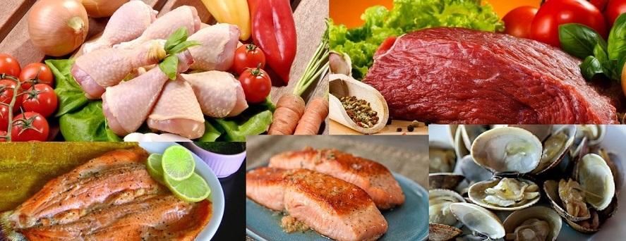 Alimentos B12 y culturismo