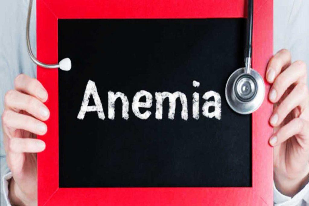 Anemia por falta B12
