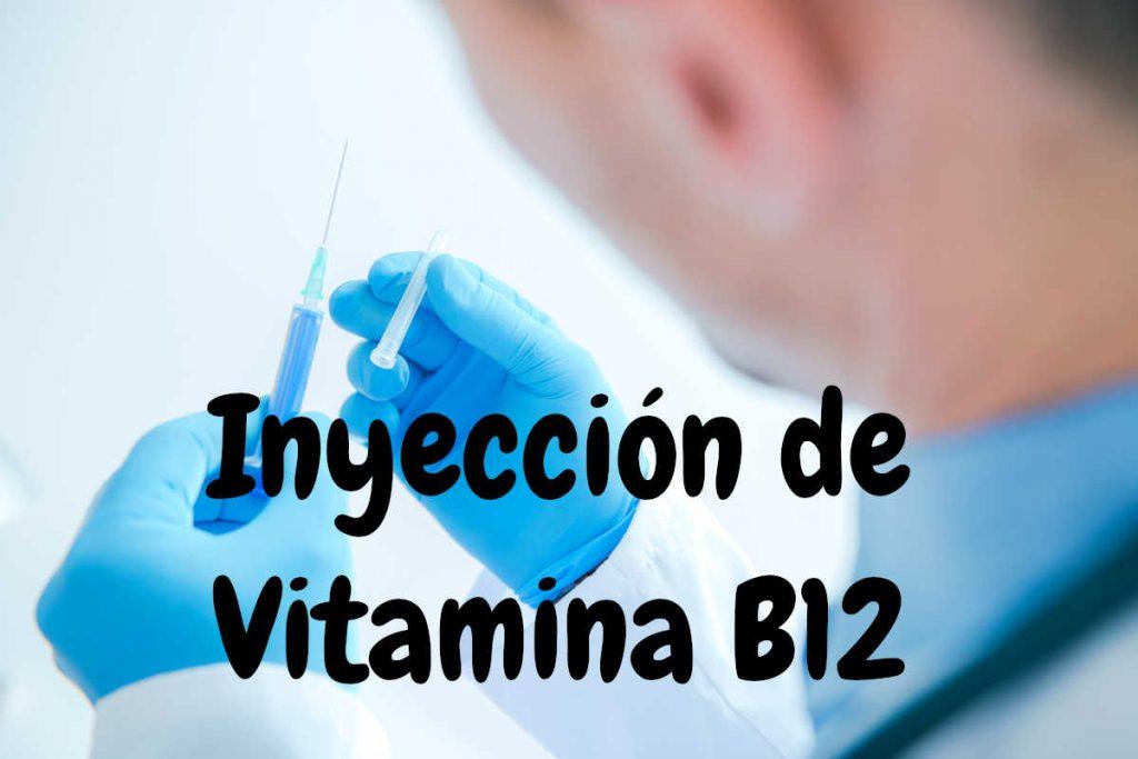 Propiedades inyecciones vitamina B12