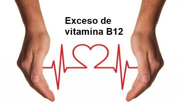 Riesgos exceso B12