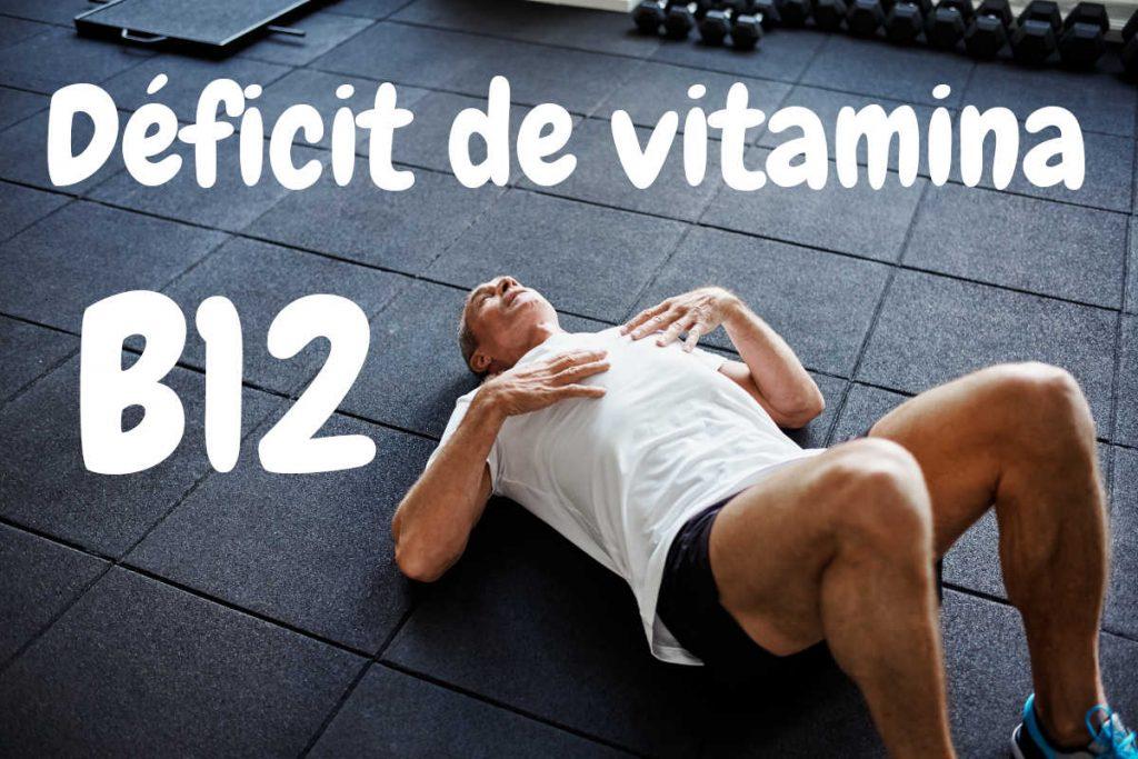 Qué problemas causa la falta de vitamina B12