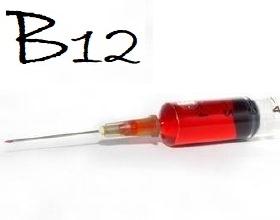 B12 formato inyección