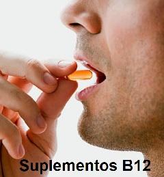 Suplementos B12