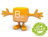 Vitamina B12 especial veganos