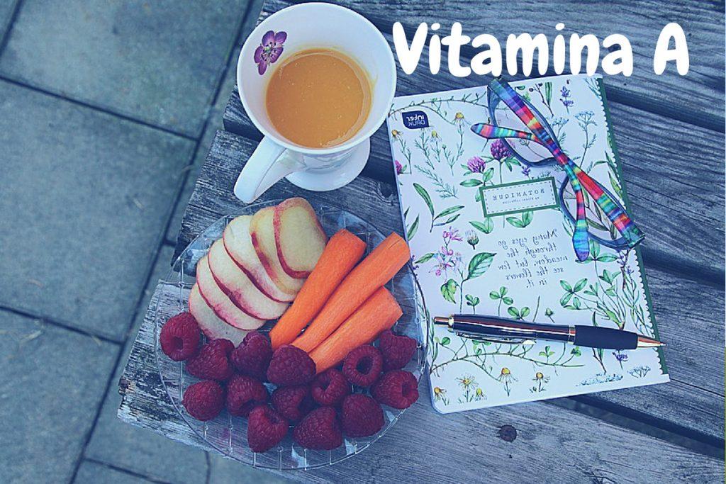 Vitamina A para la visión