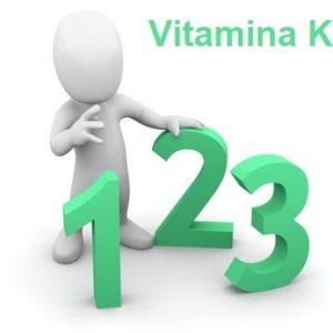 Vitamina K tipos