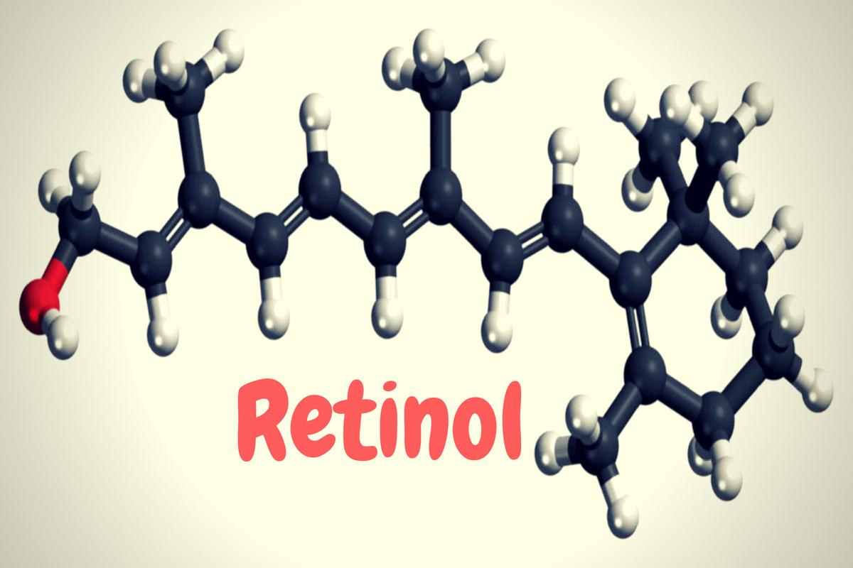 Retinol o vitamina A