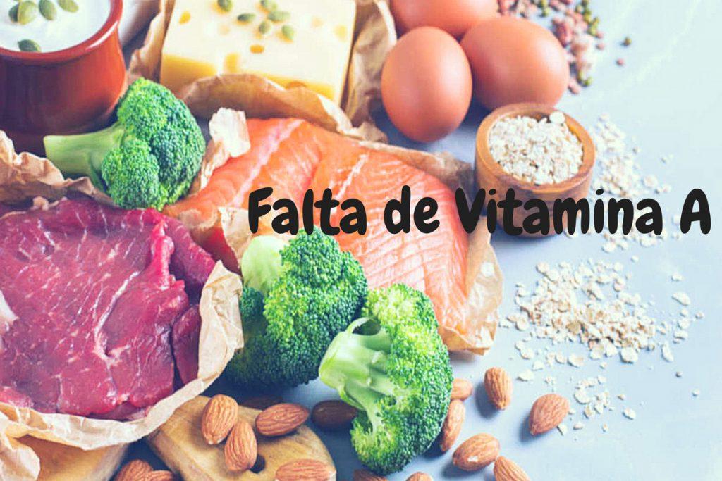 Déficit vitamina A
