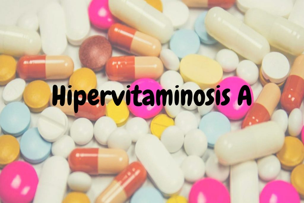 Exceso de vitamina A
